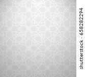 light oriental elegance...   Shutterstock .eps vector #658282294