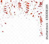 celebration background template ... | Shutterstock .eps vector #658308184