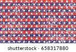 american president day stars...   Shutterstock .eps vector #658317880