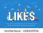 flat vector concept...   Shutterstock .eps vector #658320556