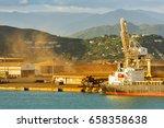 noumea  new caledonia   april... | Shutterstock . vector #658358638