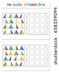 collect the correct sequence of ... | Shutterstock .eps vector #658359094
