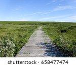 varangerhalv ya nasjonalpark in ... | Shutterstock . vector #658477474