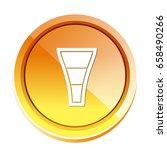 rainbow drink icon | Shutterstock .eps vector #658490266