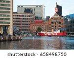 baltimore  maryland   february... | Shutterstock . vector #658498750