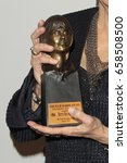 Small photo of LOS ANGELES - JUN 11: Award Detail - Betty Buckley Awarded Julie Harris Award at the Actors Fund's 21st Tony Awards Viewing Party at the Skirball Cultural Center on June 11, 2017 in Los Angeles, CA