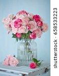 Close Up Floral Composition...