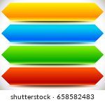 button  banner shapes ...