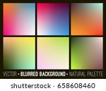 blurred abstract backgrounds...   Shutterstock . vector #658608460