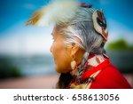 Profile Of Elegant Lady Pow Wow ...