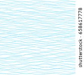 wavy background. abstract...   Shutterstock . vector #658617778