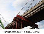 industrial cityscape | Shutterstock . vector #658630249