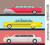 detailed vector luxury... | Shutterstock .eps vector #658651108