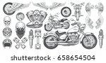 Set Of Vector Illustrations ...
