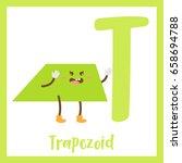 letter t cute children colorful ...   Shutterstock .eps vector #658694788