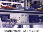 storage system battery failed... | Shutterstock . vector #658719310