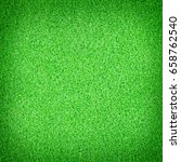 green grass background texture | Shutterstock . vector #658762540
