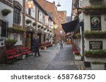belfast  northern ireland  june ...   Shutterstock . vector #658768750