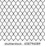 arabic islamic seamless pattern....   Shutterstock .eps vector #658796089