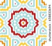 seamless geometric pattern ...   Shutterstock .eps vector #658833694