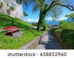 thun  switzerland   Shutterstock . vector #658852960