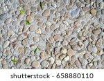 stones masonry boulders texture  | Shutterstock . vector #658880110