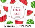 the colorful background with... | Shutterstock .eps vector #658893058