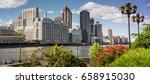 new york  ny usa   june 3  2017.... | Shutterstock . vector #658915030