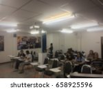 blurred images represent... | Shutterstock . vector #658925596
