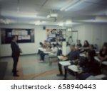 the vintage blur image... | Shutterstock . vector #658940443