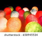 The Lightballs Grow In The Dark