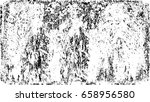 grunge black and white urban... | Shutterstock .eps vector #658956580
