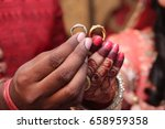 wedding | Shutterstock . vector #658959358