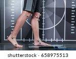 2d and 3d posture analysis   Shutterstock . vector #658975513