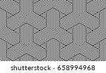 geometric seamless pattern....   Shutterstock .eps vector #658994968