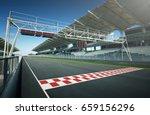 f1 race track | Shutterstock . vector #659156296