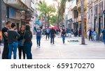 montevideo  uruguay  september... | Shutterstock . vector #659170270