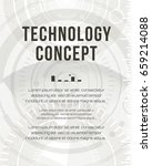 technology report  flyer design ...
