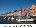 copenhagen  denmark   april 30  ... | Shutterstock . vector #659226874