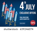 independence  day of the usa....   Shutterstock .eps vector #659246074
