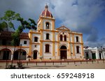 Small photo of Church of the Holy Conception in Mompox, Colombia