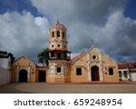 Small photo of Santa Barabara Chruch in Mompox, Colombia