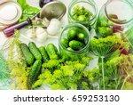 Preparation For Pickling...