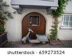 lindau   germany   11 june ... | Shutterstock . vector #659273524