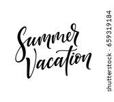 summer vacation. modern...   Shutterstock .eps vector #659319184