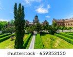 chernivtsi  ukraine   may 18 ... | Shutterstock . vector #659353120