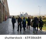 isfahan   iran   october 2016   ...   Shutterstock . vector #659386684