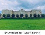 old manor at latvia  aglona....