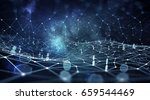 abstract technology background | Shutterstock . vector #659544469