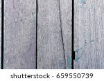 surface of old wood board | Shutterstock . vector #659550739